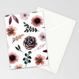 Handpicked by Jess Floral Stationery Cards