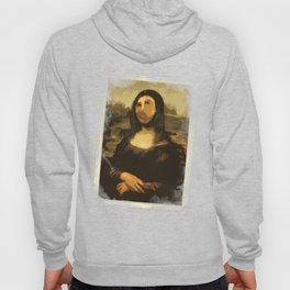 Ups! ( Mona Lisa - La Gioconda ) Hoody