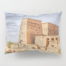 watercolor impressions - Egypt 04 Pillow Sham