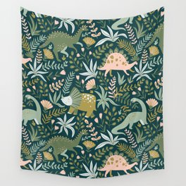 Dino Wall Tapestry