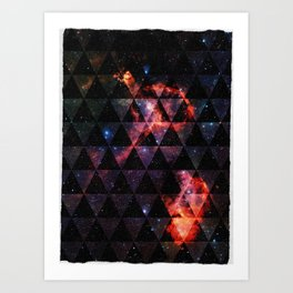 All you need is Space Art Print
