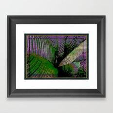 Jungle Beats Framed Art Print
