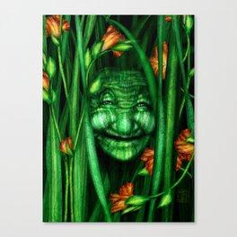 Lilly – Nature Spirit Canvas Print