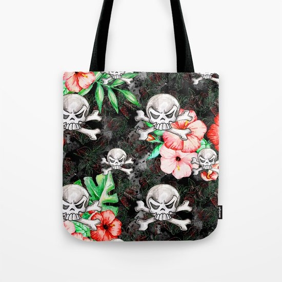 Pirate #4 Tote Bag