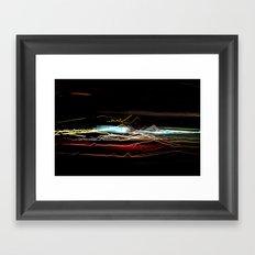 BY-PASS_NY 04 Framed Art Print