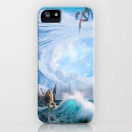 Angels Dance iPhone Case