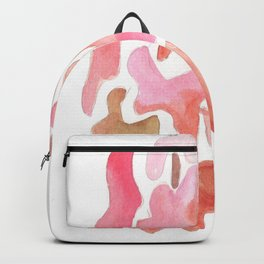 171115 Colour Shape 3 |abstract shapes art design colour |shapes art abstract Backpack