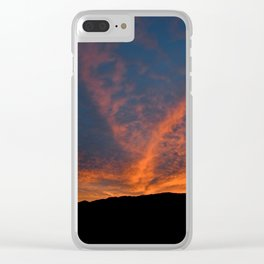 Day 2 of 7 Results - Sunrise Clear iPhone Case