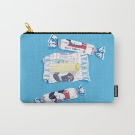 White Rabbit Candy 2 Carry-All Pouch