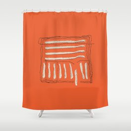 Yarns - Out of the box Shower Curtain