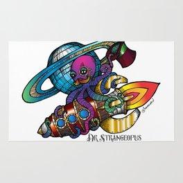 Dr Strangeopus Rug