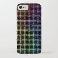 labyrinth iPhone & iPod Cases featuring labyrinth by hannes cmarits (hannes61)