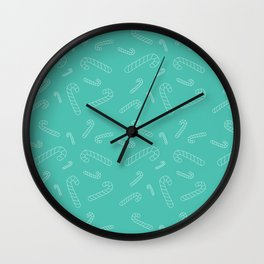 Mr. Mint Collection Wall Clock