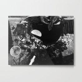 Tabaco Metal Print