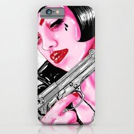 Marcella iPhone Case