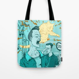CatCall Tote Bag