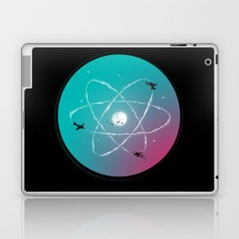 Atomic Formation Laptop & iPad Skin