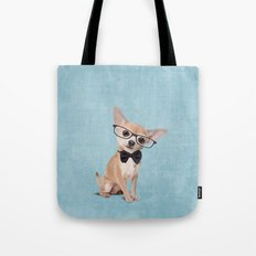 Mr. Chihuahua Tote Bag