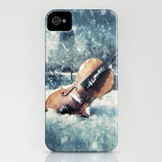Wistful Abandonment Slim Case iPhone (4, 4s)