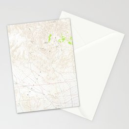 NV Mable Mountain 319318 1967 24000 geo Stationery Cards
