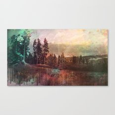 forest3 Canvas Print