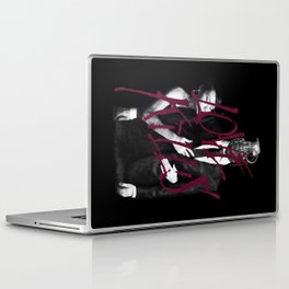 Love Kills Laptop & iPad Skin