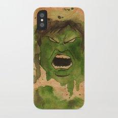 Smash iPhone X Slim Case