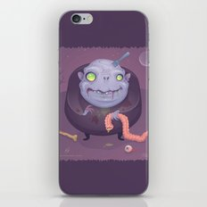 Blob Zombie iPhone & iPod Skin