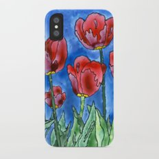 Tulips Slim Case iPhone X