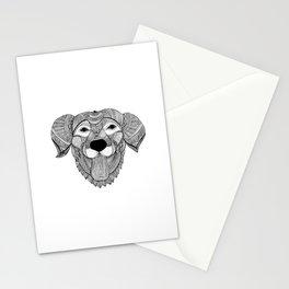 Zentangle Dog Stationery Cards