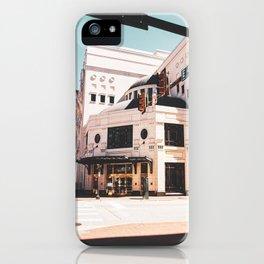 Street Corner iPhone Case