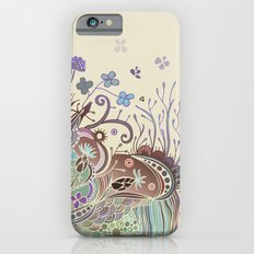 Thistle_tangle iPhone 6s Slim Case