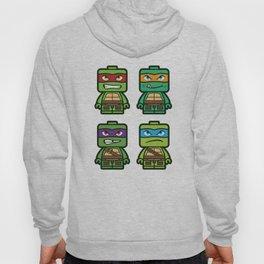 Chibi Ninja Turtles Hoody