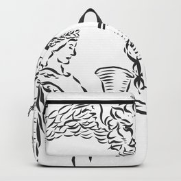 THE TWO OF CUPS Backpack