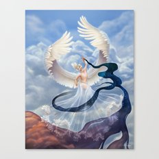 Summoning Dusk Canvas Print
