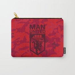 Manchaster United Design Carry-All Pouch