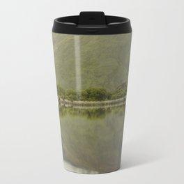 Reflections from Diamond Lake Travel Mug