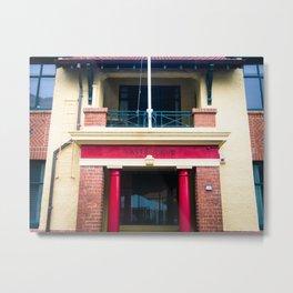 Eastbourne Village Building Metal Print