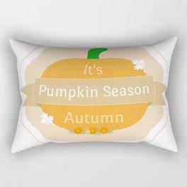 PUMPKIN SEASON Rectangular Pillow