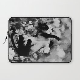 Sulley's Dream BW Laptop Sleeve