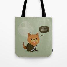 Wookshire Tote Bag