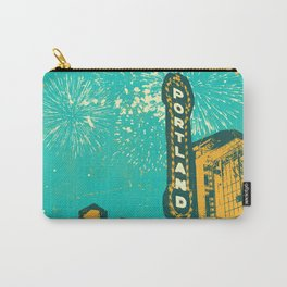 THE ROSE CITY Carry-All Pouch