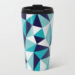 Painted Geos Travel Mug