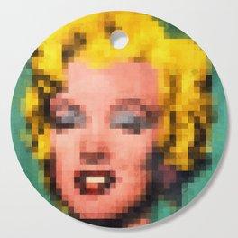 Marilyn Still Alive ? Cutting Board