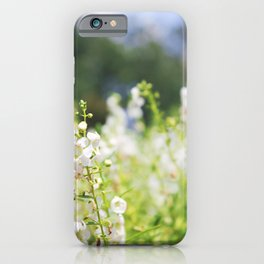 Flower Photography by Allie Pollock iPhone Case