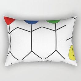 Normal is boring T-Shirt Rectangular Pillow