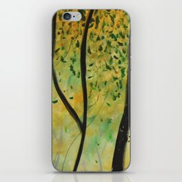 forestry iPhone Skin