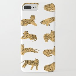 Tigers iPhone Case