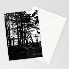 Acadia Trees Stationery Cards