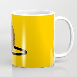 Basketball In The Hoop Coffee Mug